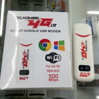 Modem Wifi Dongle Wingle Flash Unlock ALL 4G LTE 500mbps Hotspot Router
