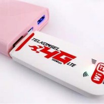 Modem Wifi Telkomsel Dongle Wingle Unlock ALL 4G LTE 500mbps Hotspot