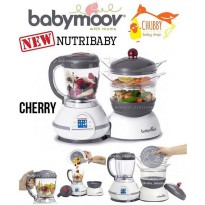 [High Quality] Babymoov Nutribaby - Cherry