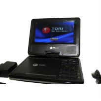 TORI DVD Player Portable TPD-700