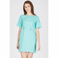 [BERRYBENKA] Himona Mint Dress