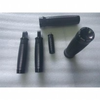 set handgrip dan footpegs dan shiftern pegs sportster