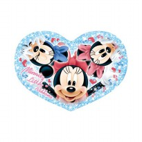 Tenyo Jigsaw Puzzle Minnie and Little Ribbons