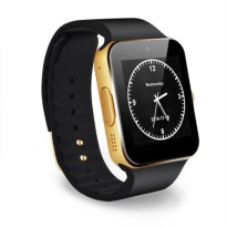 Smartwatch GT08 - Gold Emas Smart Watch