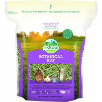 OXBOW Botanical hay 425g RABBIT, HAMSTER AND OTHER HERBIVORE SMALL ANIMAL