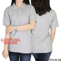 Basic Polo Shirt Wanita POLW 68