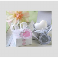 Sabun Bentuk Love Unik Soap Wedding Souvenir Zivon XQ5