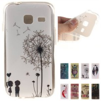 [globalbuy] Dower ME Cool Tiger Case Cover Silicone sFor Samsung Galaxy J1 Mini 2016 SM-J1/5807222