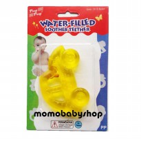 Water Filled Soother Teether - Mainan Gigitan Bayi Random - Ages 3-12 Bulan