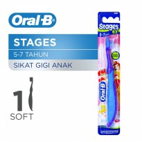 Oral B Sikat Gigi Stages 3
