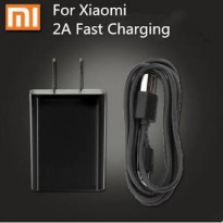 Travel Charger Xiaomi 2A Original Fast Charging