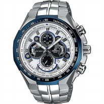 Jam Tangan Pria Casio Edifice EF-554D-7AV Fashion Men Watch - Blue