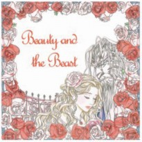 my Craft ST 7780 Colouring Books Beauty and The Beast