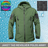 JAKET TACTICAL TAD REVOLVER ARMY [Waterproof/Windproof]