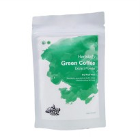 (Promo Gajian) Herbilogy - Extract Powder Green Coffee 100g