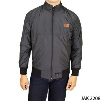 Men Summer Jacket Parasut Parasut Abu Tua – JAK 2208