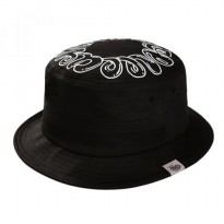 [Popularnerd] Donut Bucket hat black