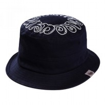[Popularnerd] Donut Bucket hat navy