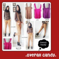 Overall Pants Candy SJ0035
