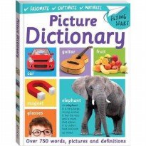 [Hellopandabooks] Flying Start Picture Dictionary (over 750 words, pictures and definitions)