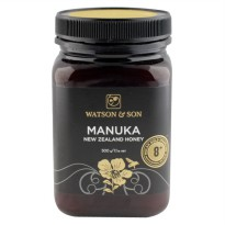 New Zaeland Manuka Honey +8