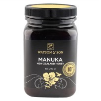 New Zaeland Manuka Honey +10