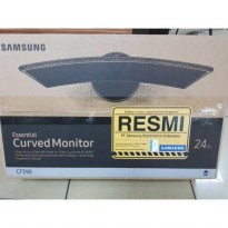 Promo Samsung 24 C24F390FHE Curved Monitor Limited