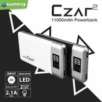 Hippo Power Bank Czar 2 11000 mAh