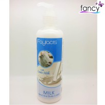FAYLACIS HAND BODY LOTION 250 GOATS MILK(PUMP)