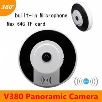 IP CAMERA WIFI PANORAMIC V380S