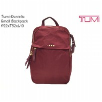 Tas Tumi Original Daniella Backpack - Maroon