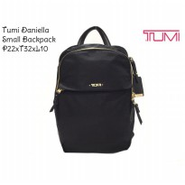 Tas Tumi Original Daniella Backpack - hitam