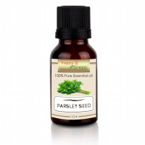 Happy Green Parsley Seed (10ml) - Minyak Peterseli 100% Murni