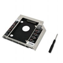 HDD Caddy [2nd HDD Caddy] Universal 12.7mm For Mac