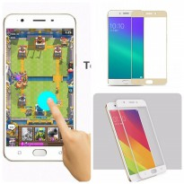 X2 Tempered Glass Warna / Colour Oppo F1S / A59 Warna Colour TWF1S