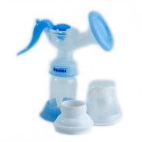 Bambi High Grade Manual Breast Pump 2 in 1 - Best Product