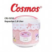 COSMOS RICE COOKER CRJ-3232