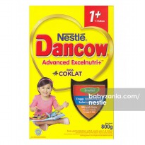 Nestle Dancow Advanced Excelnutri Plus 1-3 Tahun 800gr - Cokelat