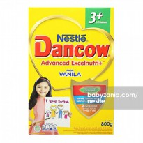 Nestle Dancow Advanced Excelnutri Plus 3-5 Tahun 800gr - Vanila