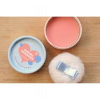 Face Shop Lovely Me:ex Pastel Cushion Blusher 100% original products