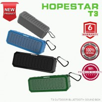 Speaker Bluetooth Premium HOPESTAR T3 Original 100% Portable Wireless