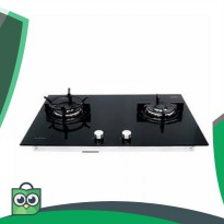 Promo Spesial Kompor Ariston High Power Gas Hob 76cm DD 762 2W/A(BK)I