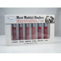 The Balm Meet Matt(e) Hughes Mini Kit