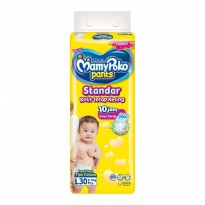 DIAPERS MAMYPOKO CELANA X-TRA KERING SIZE L ISI 30