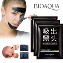 Bamboo Charcoal Black Mask / Masker Komedo / Blackhead Mask