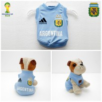 Jersey Bola Kucing-Anjing World Cup 2014 - Italy