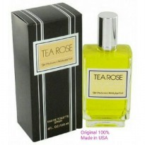 Original Perfumers Workshop Ltd Tea Rose Eau de Toilette 120 ml For Woman