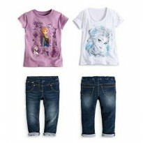 DJ Fashion Korean Kids Fashion Set ( 3 in 1 )