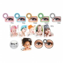 Softlens X2 ICE No 8 Colour