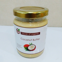 Natural Coconut Butter 250 Gr